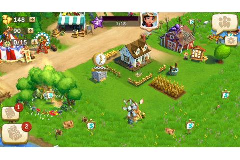 FarmVille 2: Country Escape – Games for Android 2018 ...
