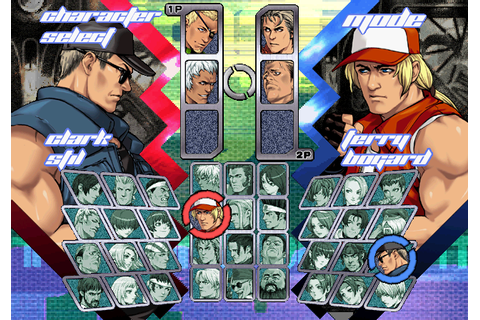 The King of Fighters: Neowave Screenshots for PlayStation ...