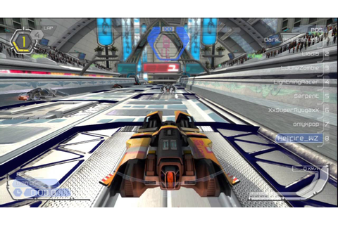 Wipeout HD Fury - REBIRTH Tournament - FINAL - YouTube