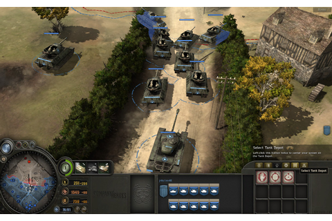 Download Company Of Heroes PC - GameZone