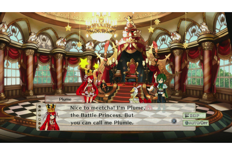 Battle Princess of Arcadias Review (PS3) - Rice Digital ...