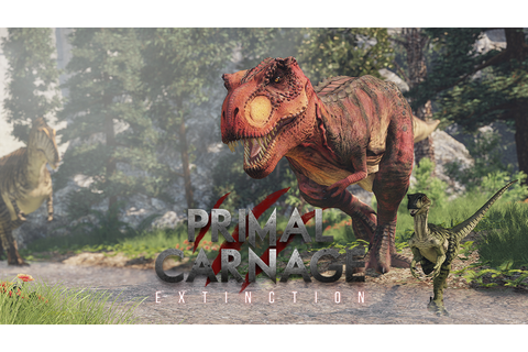 Primal Carnage Extinction Game | PS4 - PlayStation