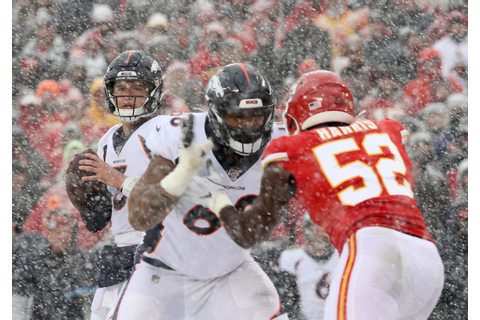 How Broncos attack the AFC West: Game Planning against ...