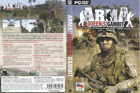 ArmA: Queen´s Gambit | Visiongame
