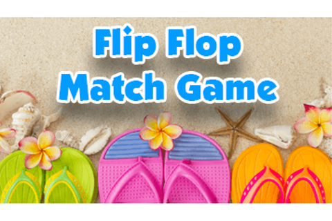Flip Flop Match Game • Free Online Games at PrimaryGames