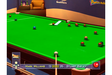 World Championship Snooker 2004 on Qwant Games