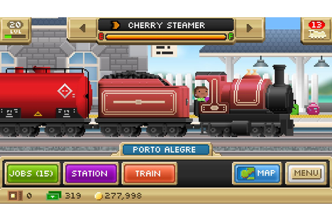 Pocket Trains Review | TouchArcade