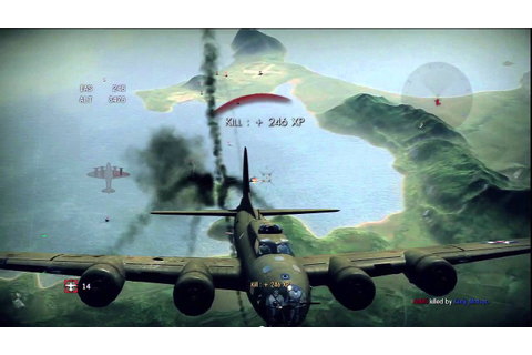 Birds of Steel - Co-Op Mission: Flying Fortress - YouTube