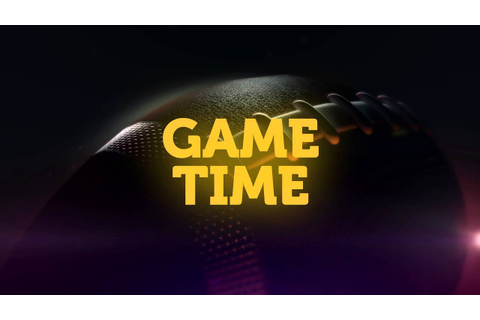 Game Time Football Stock Video Sample - YouTube
