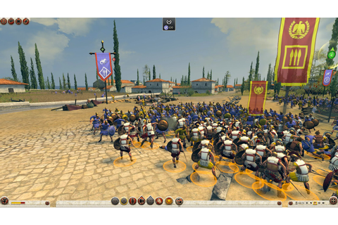 Rome Total War PC Game ~ Download Games Crack Free Full ...