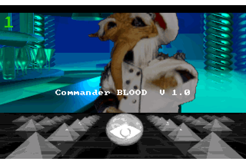Commander Blood (1994) by Cryo Interactive Entertainment ...