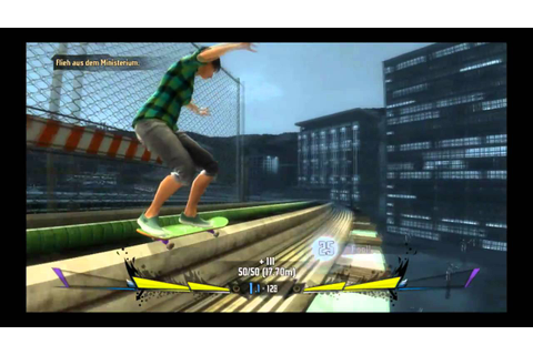 Shaun White Skateboarding PC Gameplay | Chase Scene - YouTube