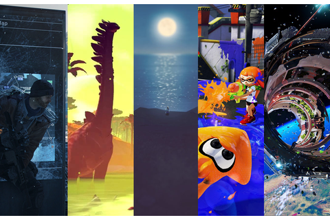 The most exciting video games of 2015... that aren't ...