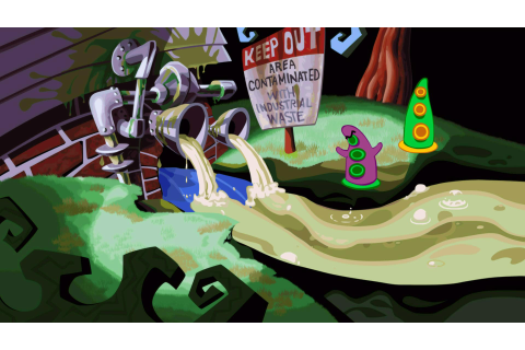 Day of the Tentacle, le retour – Guide du Parent Galactique