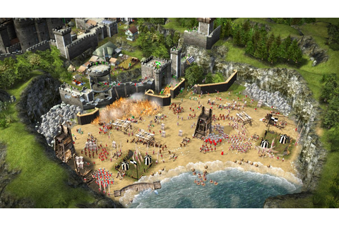 Stronghold 2: Steam Edition reboots the 2005 strategy game ...