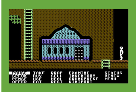 My all time favourite video games: Below The Root ...
