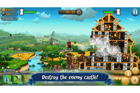 CastleStorm - Free to Siege - Android Apps on Google Play