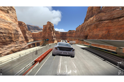 TrackMania 2 Canyon Demo Download