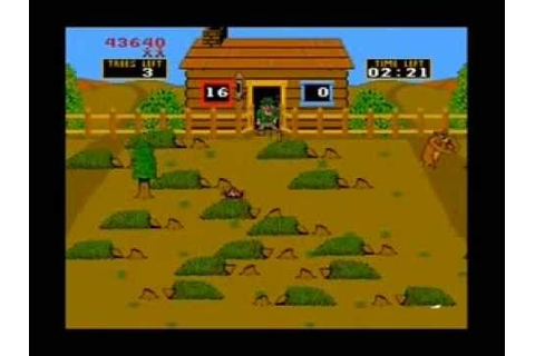 TIMBER (ARCADE / PS2) - YouTube