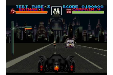 REVIEW: BATMAN RETURNS (SNES) | Comic Gamers Assemble