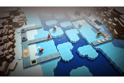 Overcooked PS4 Review: A Tasty Multiplayer Dish | USgamer