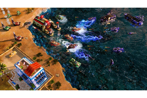 Command and Conquer : Alerte rouge 3 on Qwant Games