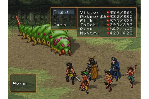 Suikoden II (Game) | GamerClick.it