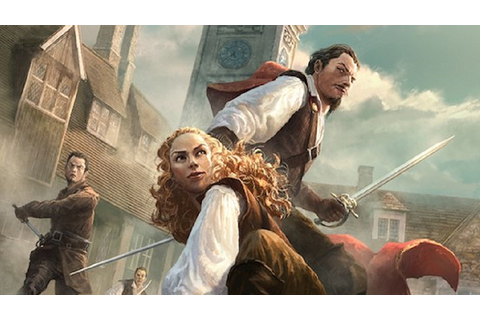 This Pirate Game Is The Most-Funded RPG In Kickstarter ...