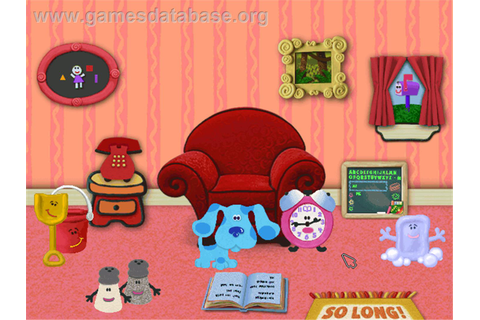 Blue's Clues: Blue's ABC Time Activities - ScummVM - Games ...