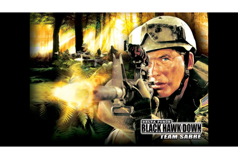 Delta Force Black Hawk Down Team Sabre - PlayStation 2 PS2 ...