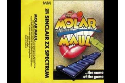 British Gaming: Yethboth Plays: Molar Maul - ZX Spectrum ...