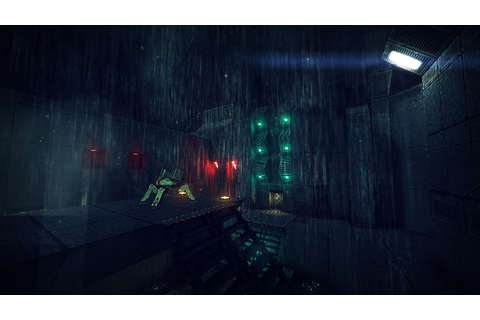 Core Decay is a retro-shooter immersive sim about a cyborg ...