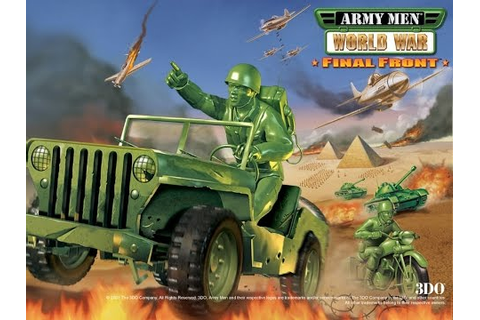 Army men strike Toy Wars Game Strategy android game ...