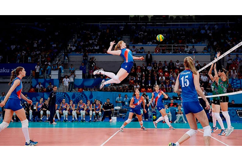 Top 3 Volleyball Games | VolleyCountry