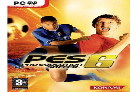 Download PES Pro Evolution Soccer 6 Game PC Free on ...