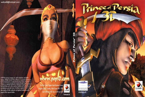 Play Games: Prince Of Persia 3d Free Download