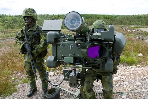 RBS 70 man portable air defense missile system technical ...