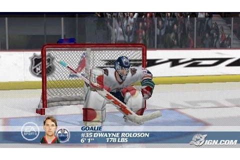 NHL 07 Review - IGN