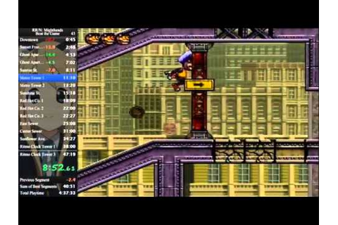 Rocky Rodent Speedrun in 40:51 [World Record] - YouTube