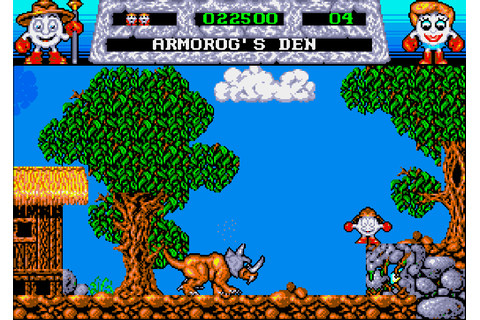 Fantasy World Dizzy : The Company - Classic Amiga Games
