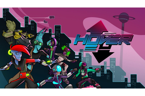 Hover is a Multiplayer Parkour Game Coming to PS4 ...