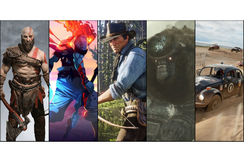 Top 20 Video Games of 2018, According to Critics | Screen Rant