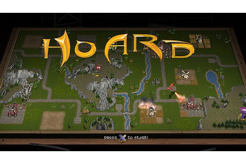 'Hoard' Review | Game Rant