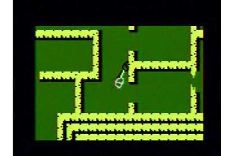 Swords & Serpents - Intellivision - YouTube