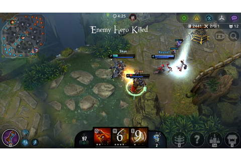 Vainglory 5V5 - Android Apps on Google Play