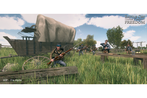 Developer Blog 22 Released! news - Battle Cry of Freedom ...