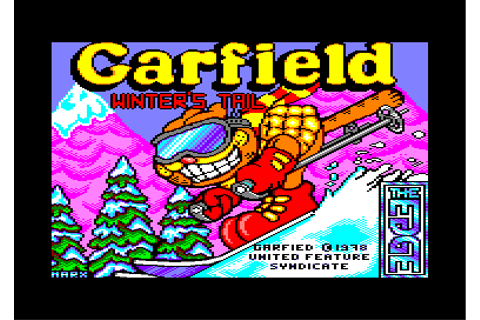 T.A.C.G.R. - Garfield 2 : Winter's Tail