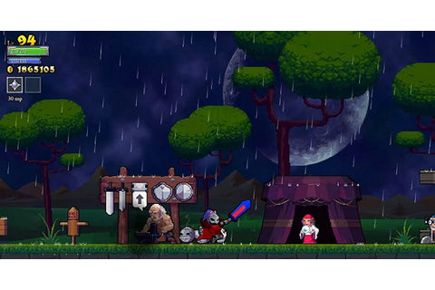 Rogue Legacy inherits PlayStation systems this month