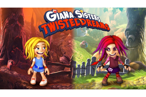 Video games dreams twisted giana sisters: wallpaper ...
