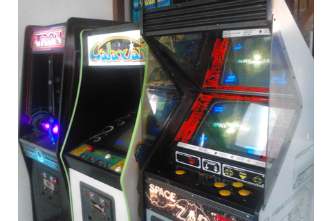 The Spiva Arcade Collection – Eugene OR | Jc's Vintage Arcade
